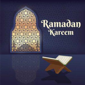 Flat Design Ramadan Kareem Illustration 23 2148502058