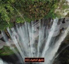 ویدیو-فوتیج-آبشار-رودخانه-در-طبیعت