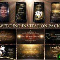 پروژه-آماده-افترافکت-بسته-دعوتنامه-عروسی