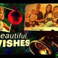پروژه آماده افترافکت تبریک کریسمس و سال نو