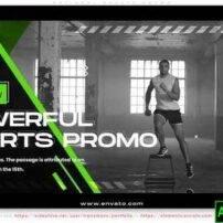 پروژه آماده افترافکت تبلیغات ورزش ملی