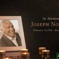 پروژه آماده افترافکت یادبود فرد فوت شده