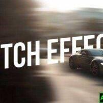 پروژه آماده افترافکت افکت گلیچ - Glitch Effects