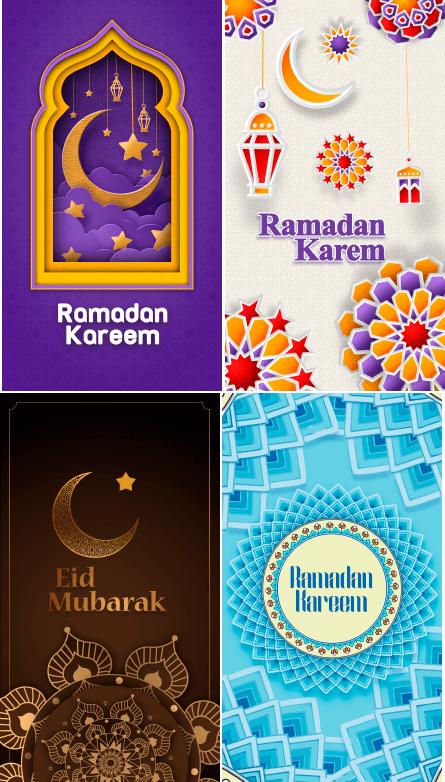 پروژه آماده افترافکت استوری ماه رمضان