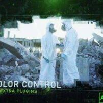 پروژه آماده افترافکت اسلایدشوی فاجعه هسته ای