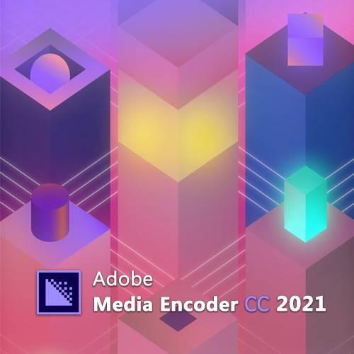 نرم افزار Adobe Media Encoder 2021