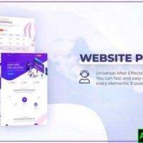پروژه-آماده-افترافکت-تبلیغات-وبسایت