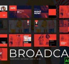 پروژه-آماده-افترافکت-پک-Broadcast