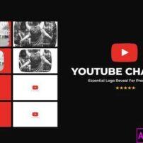 پروژه آماده پریمیر اینترو یوتیوب