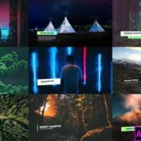 پروژه آماده پریمیر زیرنویس ویدئو