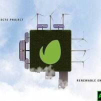 پروژه آماده افترافکت لوگو موشن Renewable Energy - Ecology