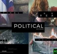 پروژه-آماده-افترافکت-اوپنر-سیاسی-Political-Opener