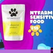 پروژه آماده پریمیر تبلیغ محصولات حیوانات خانگی